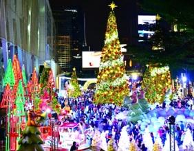 【曼谷聖誕! 泰航預留機位】憑推廣碼「GP681」每位勁減$200 | 曼谷自由行套票5天