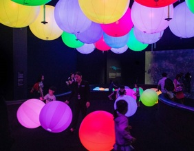 【Teamlab :《超躍未來》展覽】新加坡自由行套票3-14天