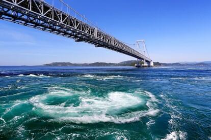德島 鳴門海峽大橋