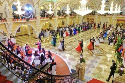 聖誕俄羅斯舞會
