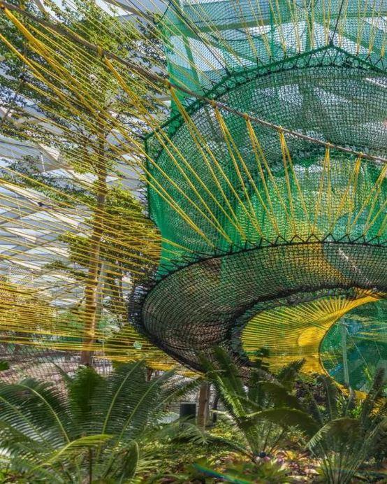 【星耀樟宜宏利天空之網-蹦跳網+星空花園門票】新加坡自由行套票3-14天