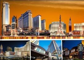 【金沙城度假區酒店】澳門自由行住宿套票2-7天