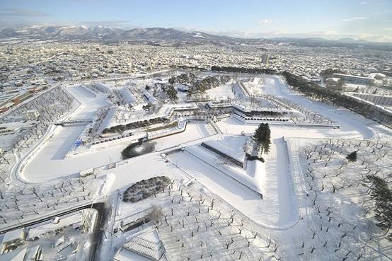 北海道冬雪溫泉5天之旅
