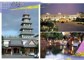 【御温泉渡假村】珠江客運│珠海自由行住宿套票2-7天