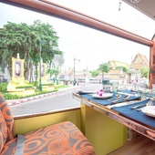 【Thai Bus Food Tour-黃昏晚餐】|曼谷自由行套票3-14天