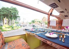 【Thai Bus Food Tour】憑推廣碼「GP920」每位勁減$200|曼谷自由行套票3-14天