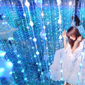 【5D星空夢幻錯覺藝術館】高速鐵路│深圳自由行住宿套票2-7天