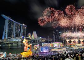 【新年預留機位】年三十出發 | 新加坡自由行套票4天