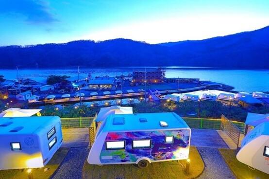 加平+首爾5天賞景之旅《保證》加平Poseidon 露營車住宿體驗