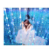 【5D星空夢幻錯覺藝術館】高速鐵路│深圳褔田自由行套票1天