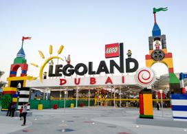 【LEGOLAND® Dubai】杜拜自由行套票4-31天