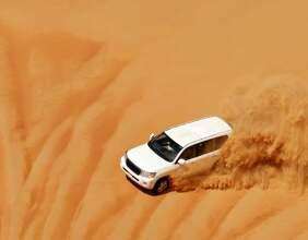 【沙漠穿越】杜拜自由行套票4-31天