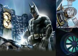 【8字形摩天輪+蝙蝠俠夜神飛馳門票】澳門自由行套票1天