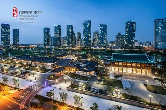仁川+首爾春日悠遊5天之旅【獨家】宮廷式設計韓屋酒店《慶源齋》