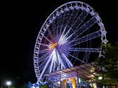 曼谷夜市摩天輪
