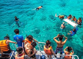 【斯米蘭群島浮潛一天遊】│ 布吉自由行套票3-7天