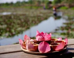 【私人導覽紅蓮花水上市場】|曼谷自由行套票3-14天