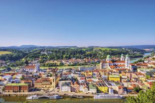 艾凡隆歐洲豪華河輪 藍色多瑙河 10天河船套票  匈牙利、斯洛伐克、奧地利、德國(RLEAV10Q)