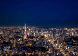 【 六本木新城展望台】東京自由行套票3-31天