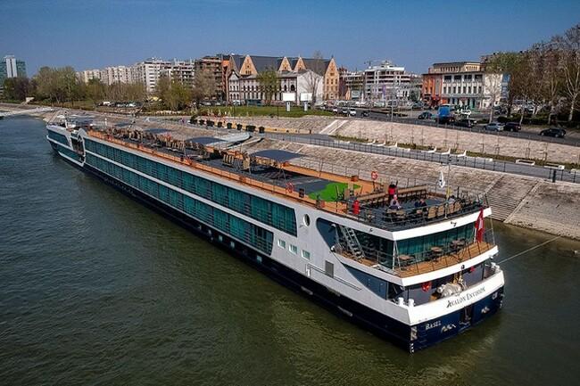 艾凡隆歐洲豪華河輪 匈牙利、奧地利、德國 藍色多瑙河 10天河船之旅(RLEAE10)