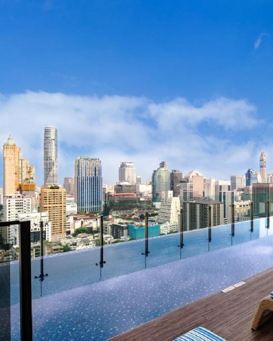 【Infinity Pool 無邊際泳池酒店精選 】曼谷自由行套票3-14天