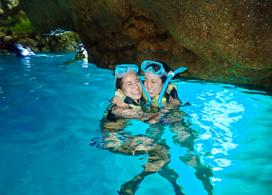 【青之洞窟浮潛體驗】沖繩自由行套票3-31天