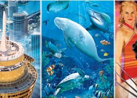 【4大熱門景點套票】悉尼自由行套票4-31天