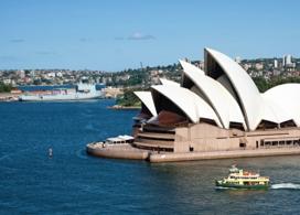 【悉尼歌劇院內部探索之旅】悉尼自由行套票4-31天