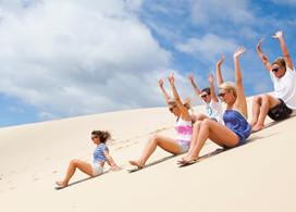 【史蒂芬斯港滑沙體驗】悉尼自由行套票4-31天