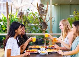 【和樹熊共進早餐】悉尼自由行套票4-31天