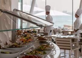 【帆船酒店廳自助晚餐】杜拜自由行套票4-31天