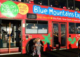 【藍山探索觀光巴士】悉尼自由行套票4-31天
