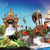 【雙威水上樂園連接送】吉隆坡自由行套票3-14天