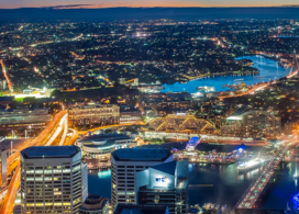 【Sydney Tower Eye 觀景台】悉尼自由行套票4-31天