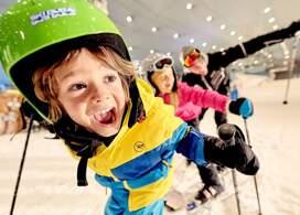 【Ski Dubai 滑雪世界】杜拜自由行套票4-31天