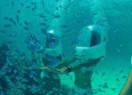 【恩納村海底漫步體驗】沖繩自由行套票3-31天