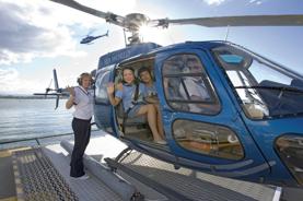 【稅項全包】 澳洲黃金海岸(直昇機翱翔之旅、捉蟹遊船之旅、華納電影城、海洋世界、天堂農莊)  6天親子團
