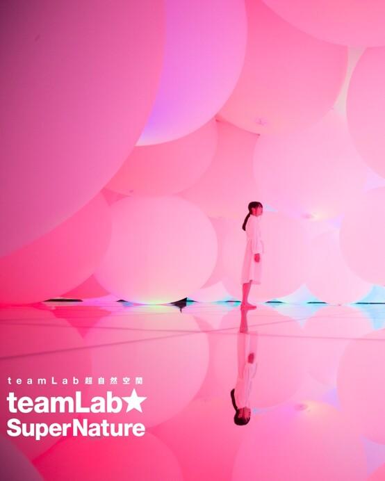 【澳門teamLab】酒店+teamlab超自然空間早場門票