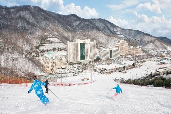 洪川+首爾5天冬日滑雪之旅