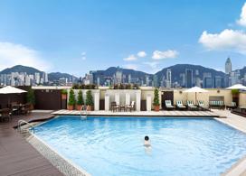 【香港海景嘉福洲際酒店】早、午及晚餐│Staycation Package