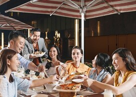 【香港皇家太平洋酒店】沙嗲軒享用下午茶+早餐+晚餐+泊車優惠│Staycation Package