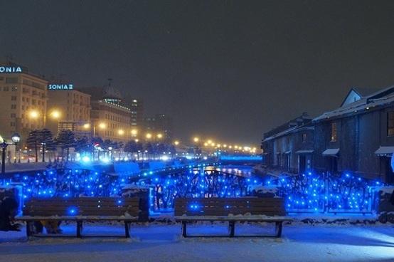 北海道 冬日燈節5天之旅