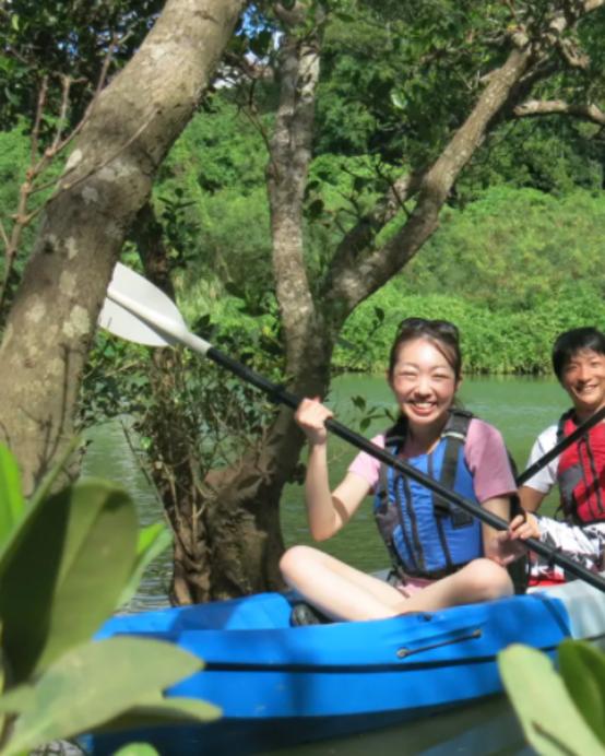 【紅樹林獨木舟體驗】沖繩自由行套票3-31天