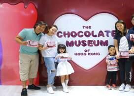 【香港巧克力博物館】香港區酒店│Staycation Package