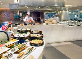 【香港皇家太平洋酒店】自助午餐+早餐│Staycation Package