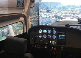 【香港富豪九龍酒店】Wings Flight Academy 模擬飛行駕駛體驗+美式風味套餐 │2位成人+1位小童│Staycation Package
