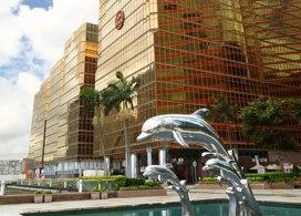 【香港皇家太平洋酒店】來回東龍島船票+小食拼盤+紅白餐酒│Staycation Package