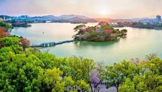 【澳門出發】遊覽惠州、肇慶、佛山、廣州、中山 休閒美食純玩4天團