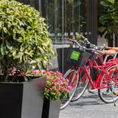 【香港帝逸酒店】借用酒店單車+郊遊籃│Staycation Package
