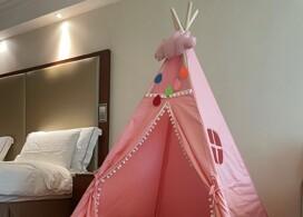 【香港皇家太平洋酒店】小童房內露營體驗+下午茶+早餐│1位小童+2位成人│Staycation Package